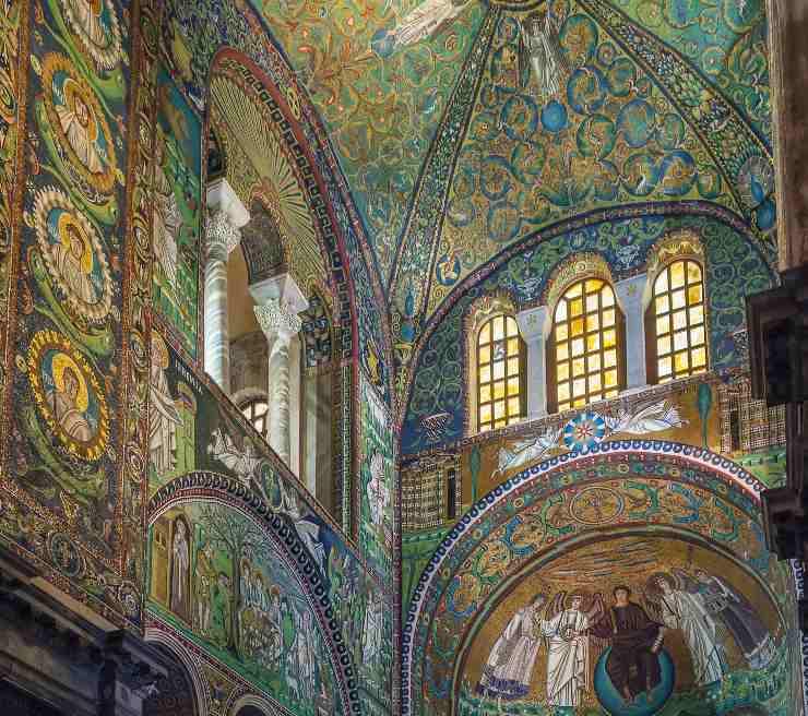 Ravenna Basilica di San Vital