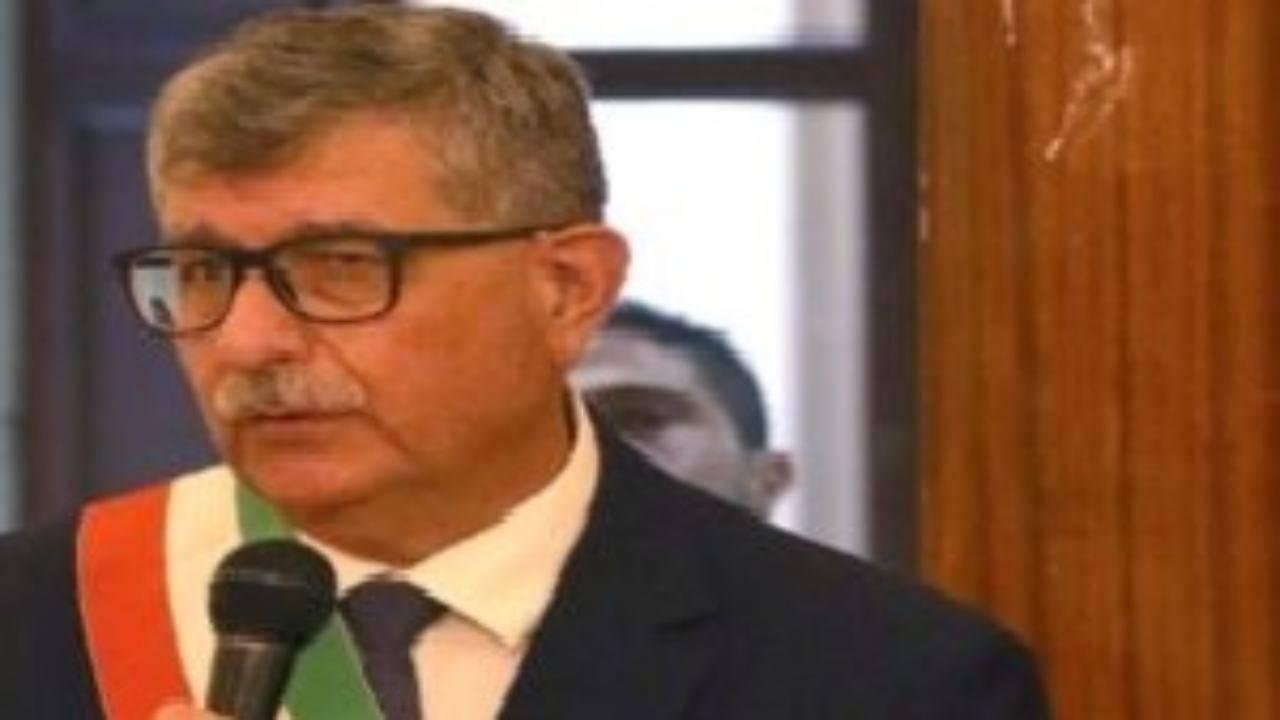 sindaco morto Costantino Ciavarella