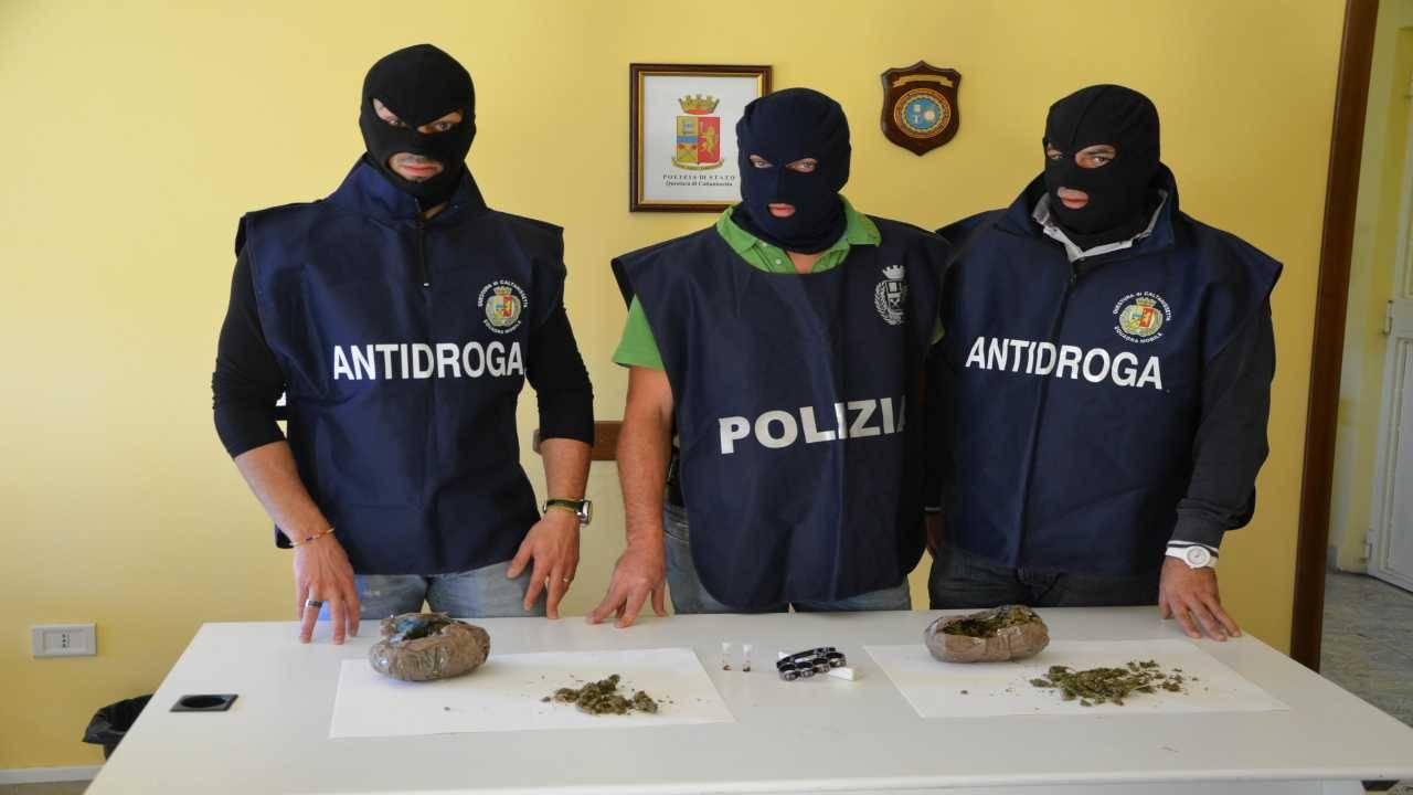 spaccio di droga diplomatico