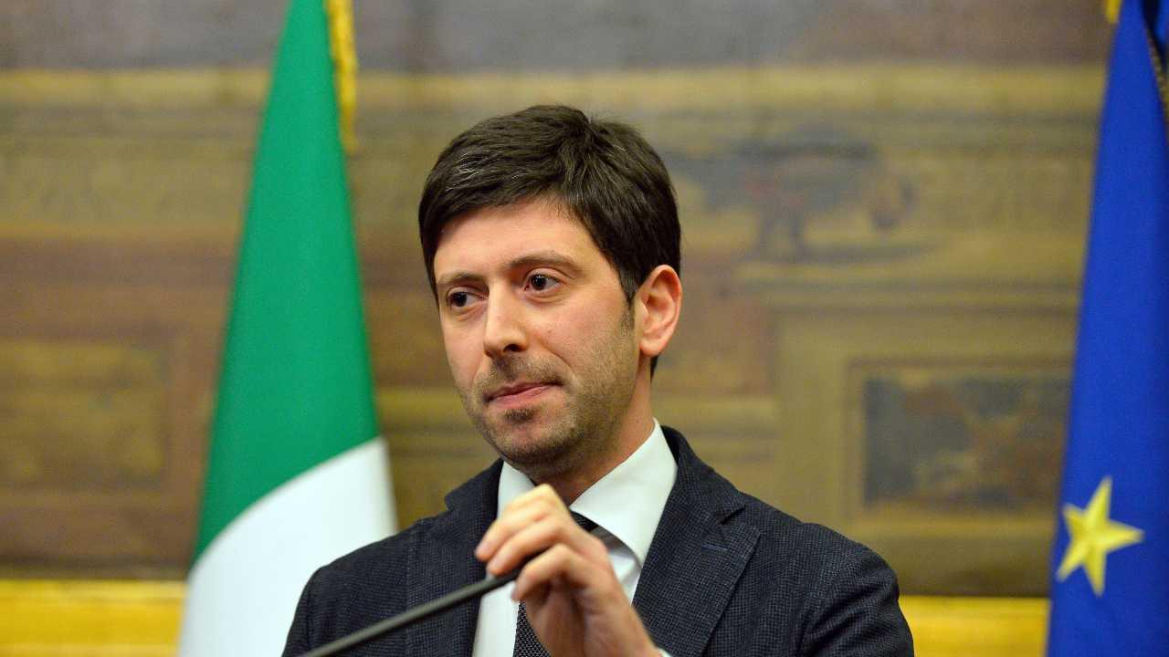 stato di emergenza Italia Speranza