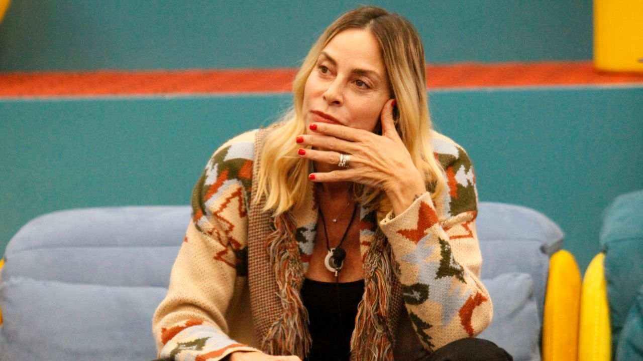 GF Vip, Stefania Orlando e Andrea Roncato: storie di droga?