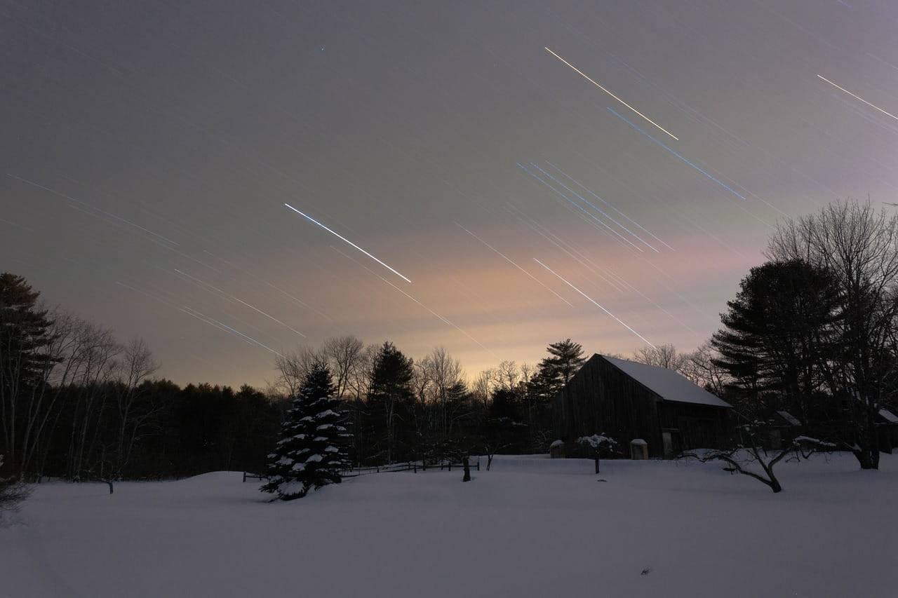 cielo mese gennaio 2021