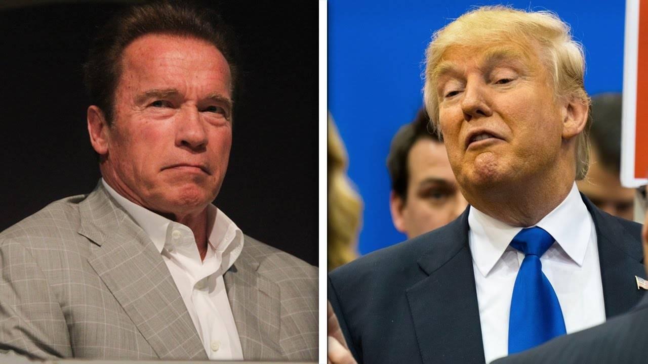 La spada di Conan contro le barbarie del trumpismo. E il video di Schwarzenegger diventa virale sui social