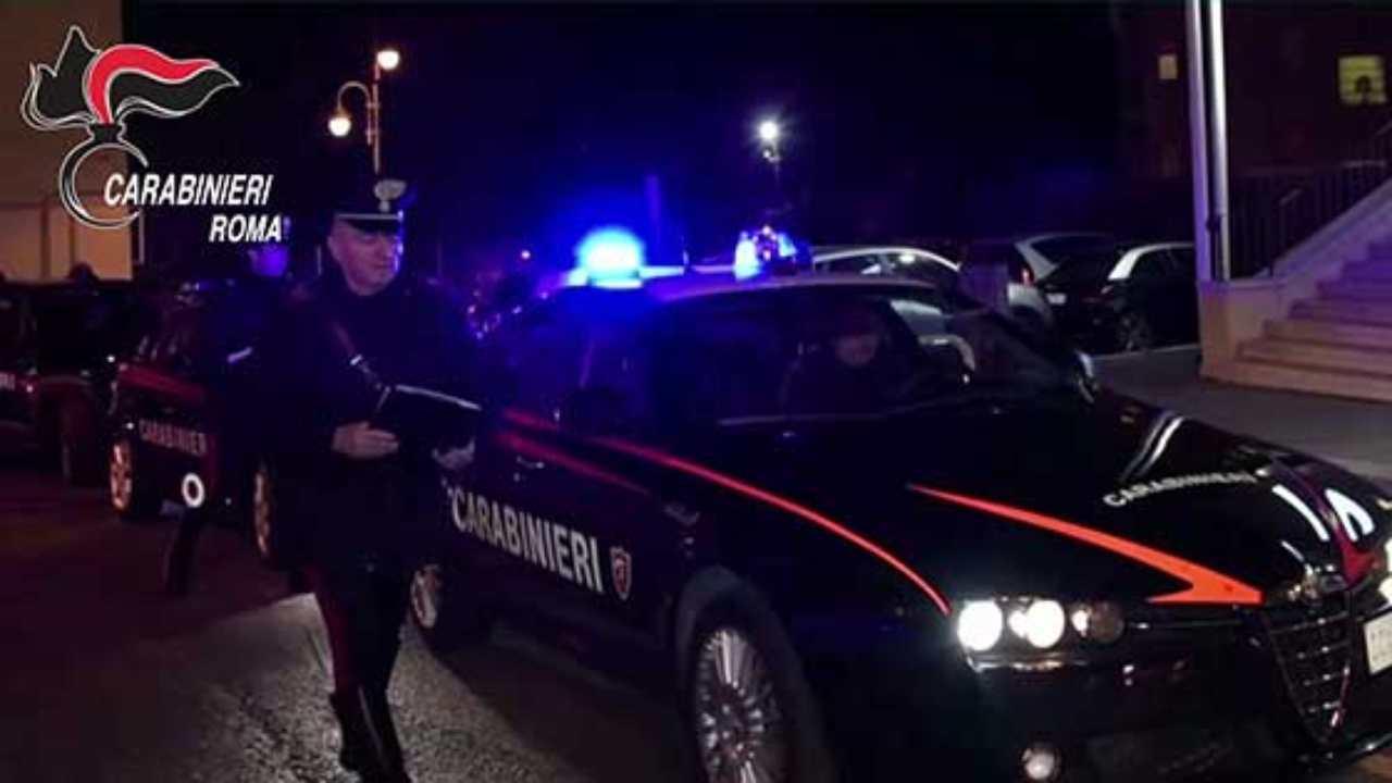 uomo morto carabinieri