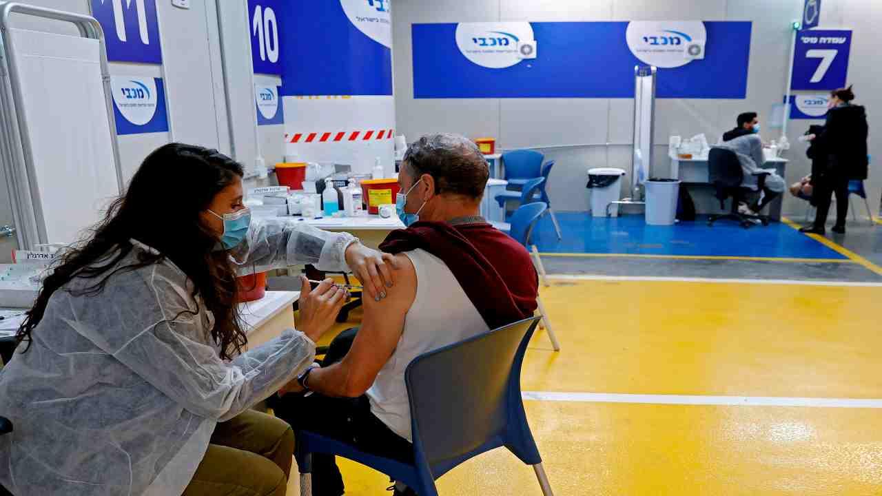 vaccino Pfizer Israele