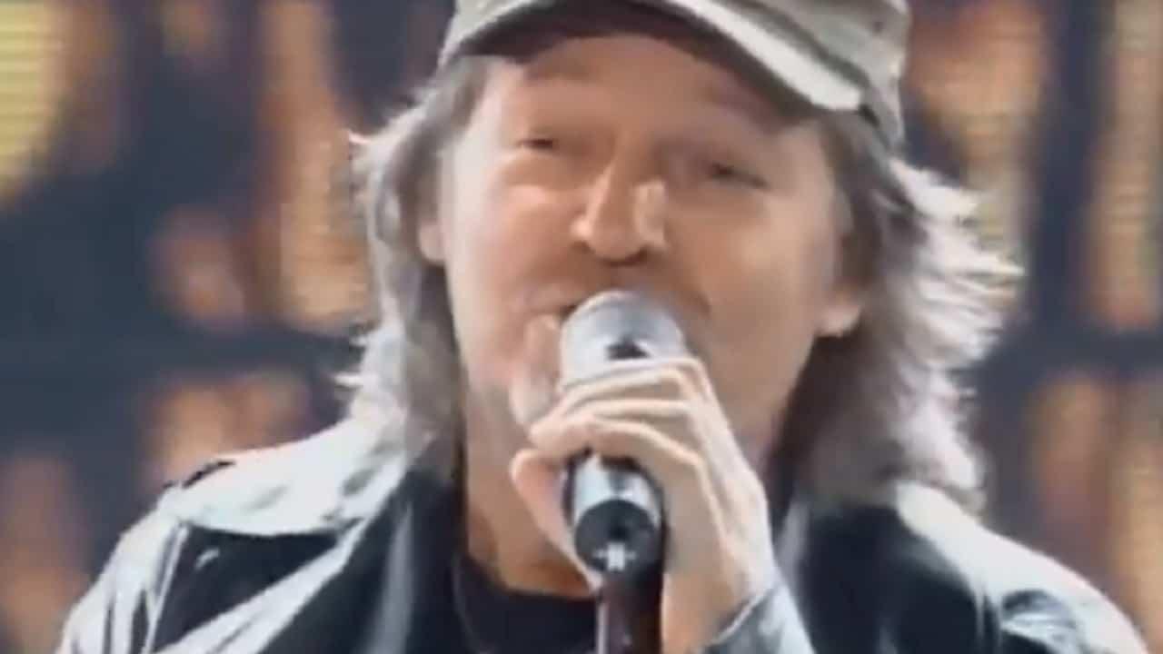 Vasco Rossi: la sua ultima apparizione in tv a Sanremo 2005- VIDEO