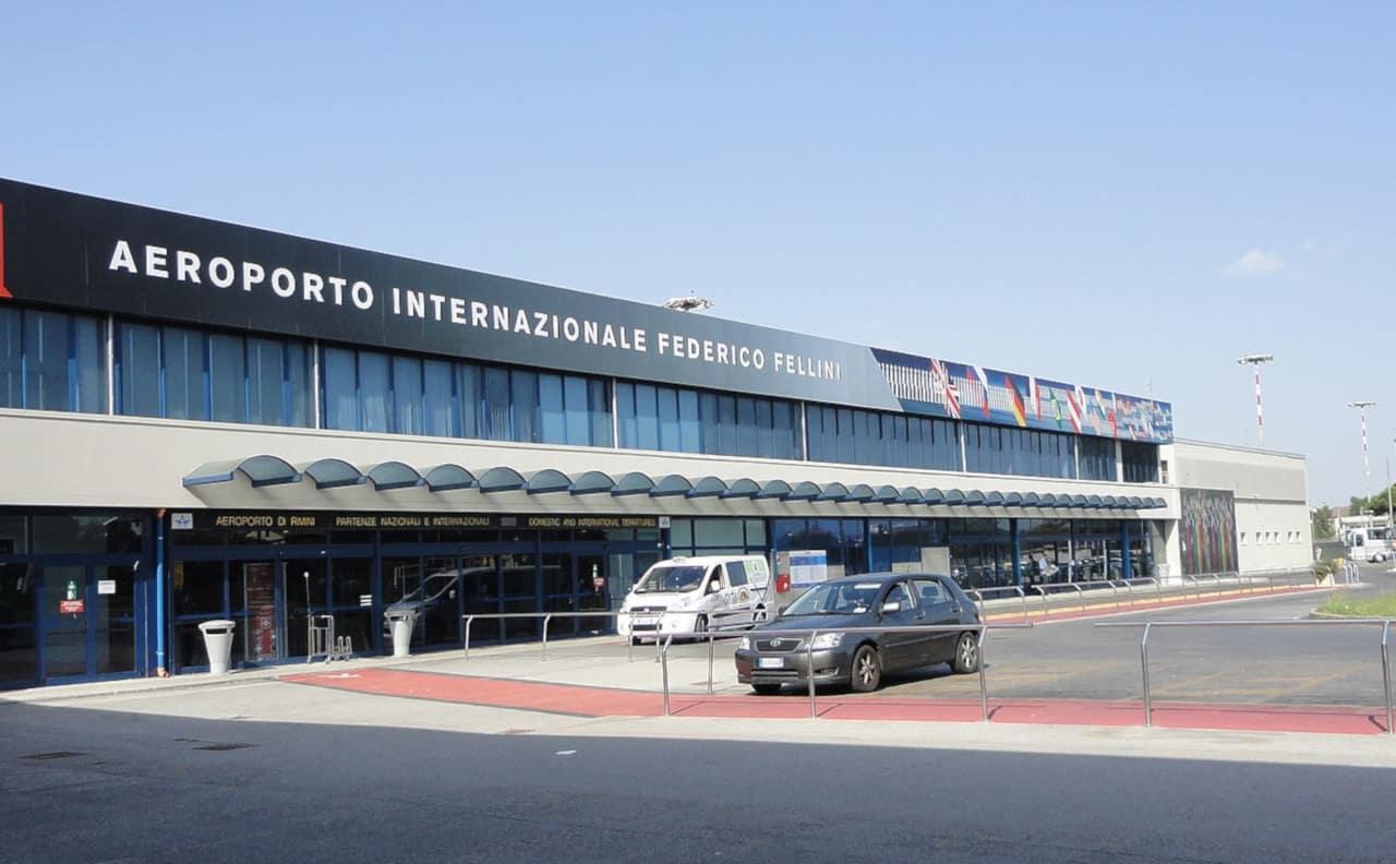 aeroporto rimini nuove tratte