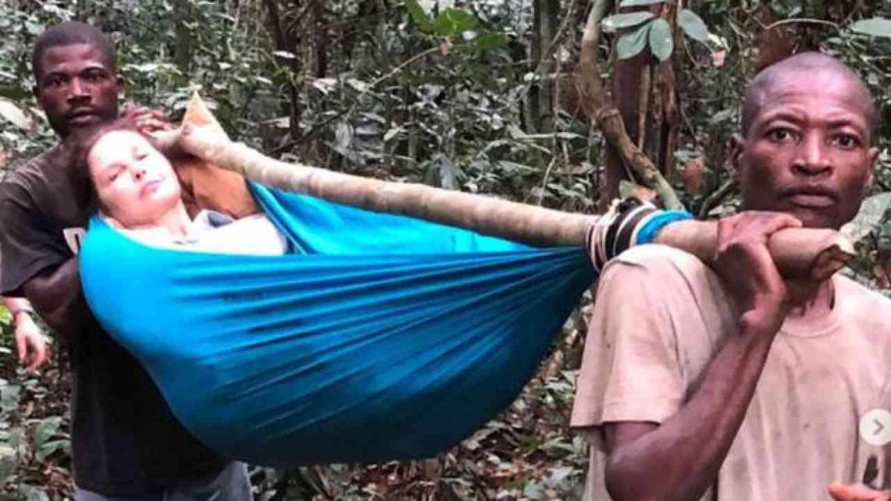 Ashley Judd Congo