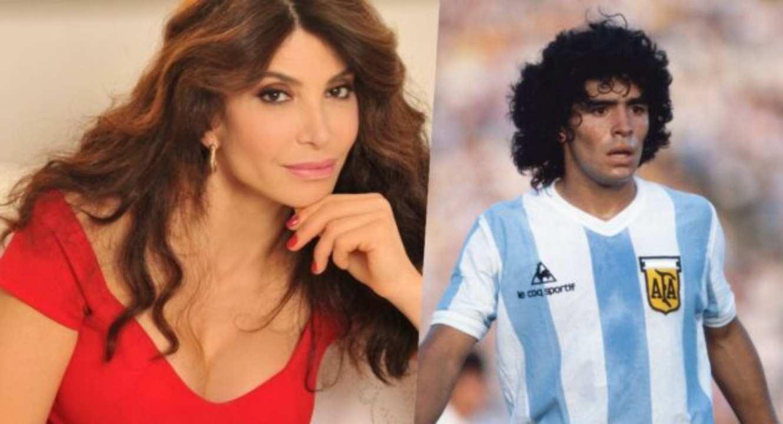 Domenica Live, Carmen Di Pietro e la dichiarazione shock su Maradona