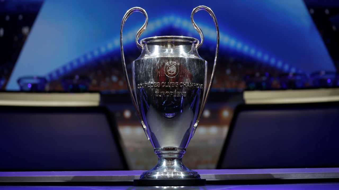 Champions League nuova formula