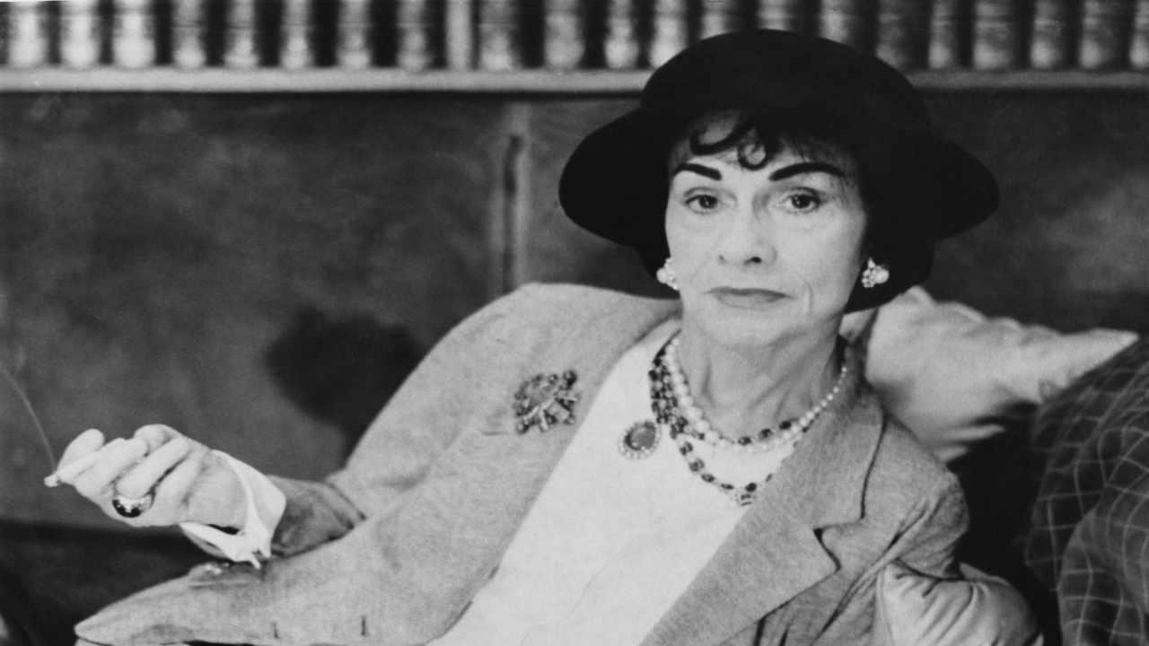 Coco Chanel bio vita