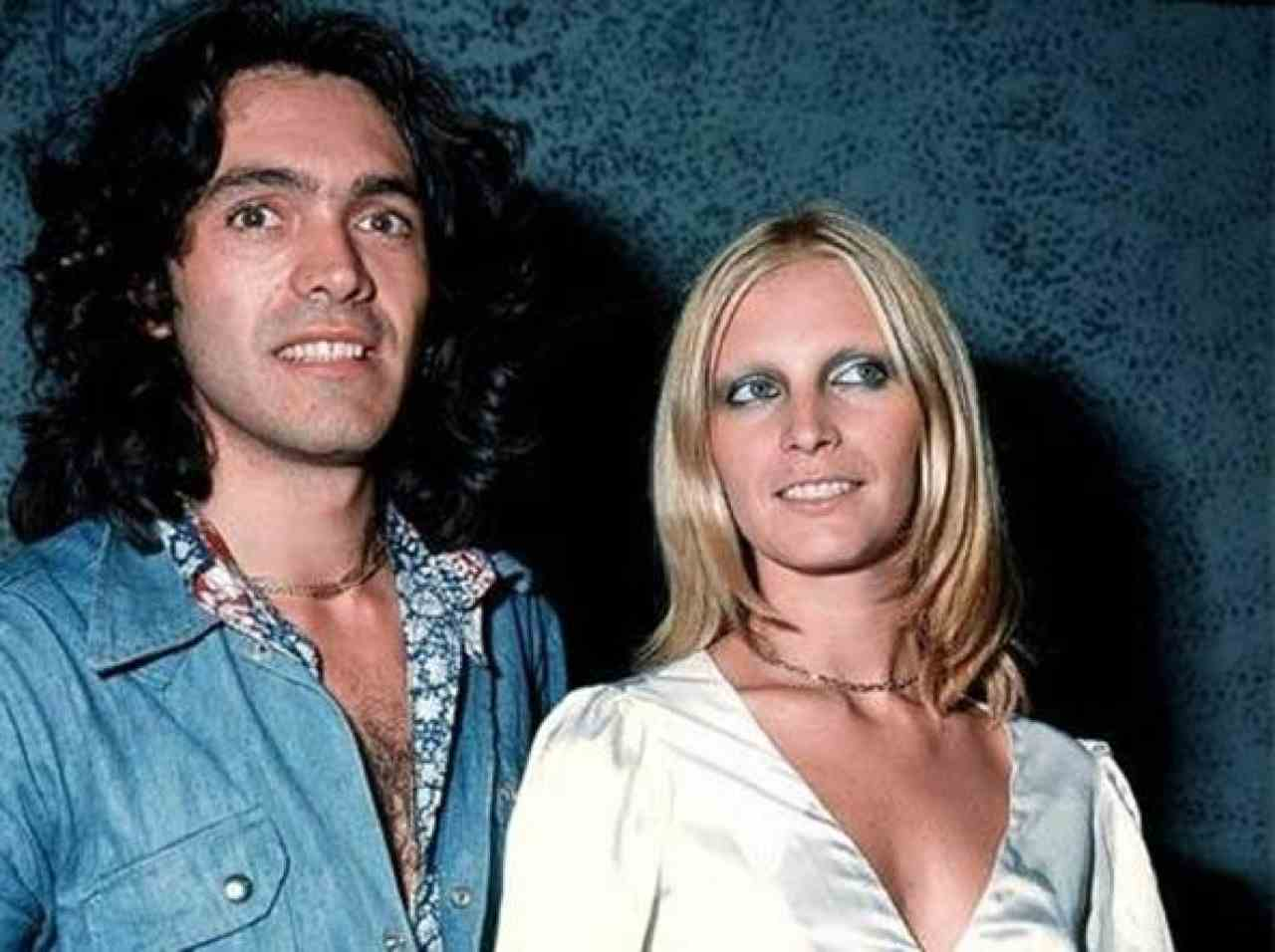 Riccardo Fogli e Patty Pravo
