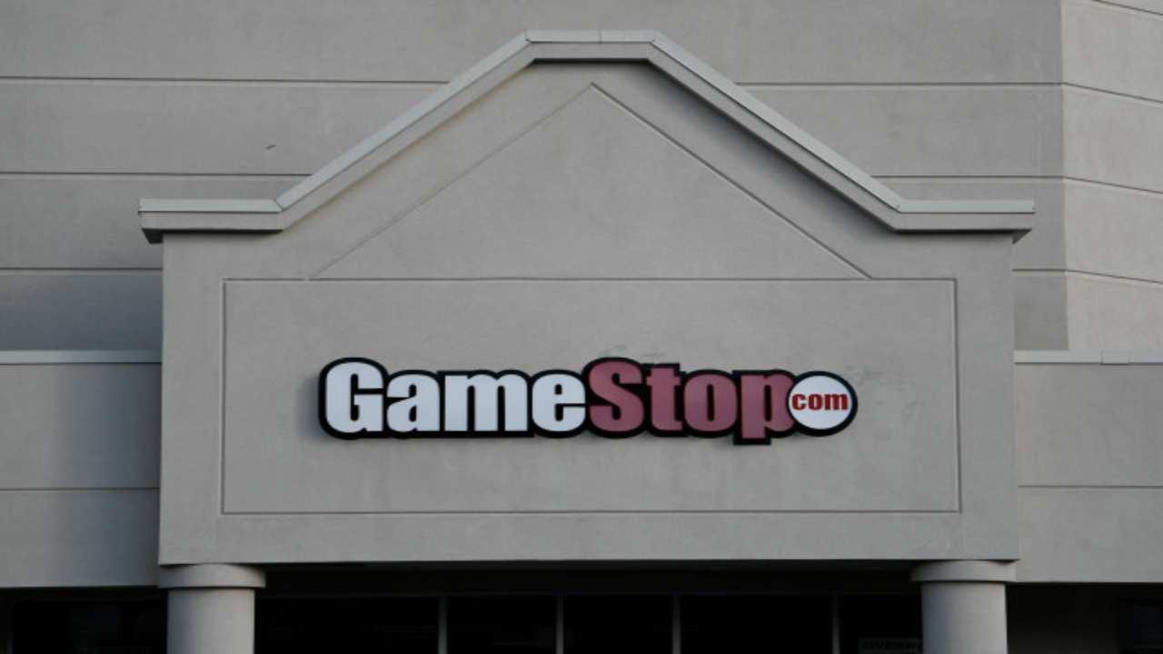 GameStop azioni short squeeze