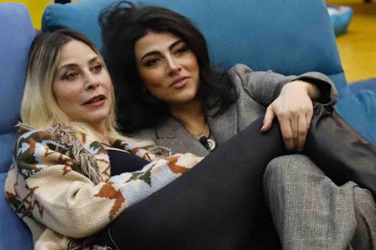 Giulia Salemi e Stefania Orlando