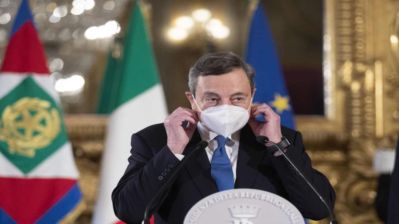 Governo Draghi programma durata