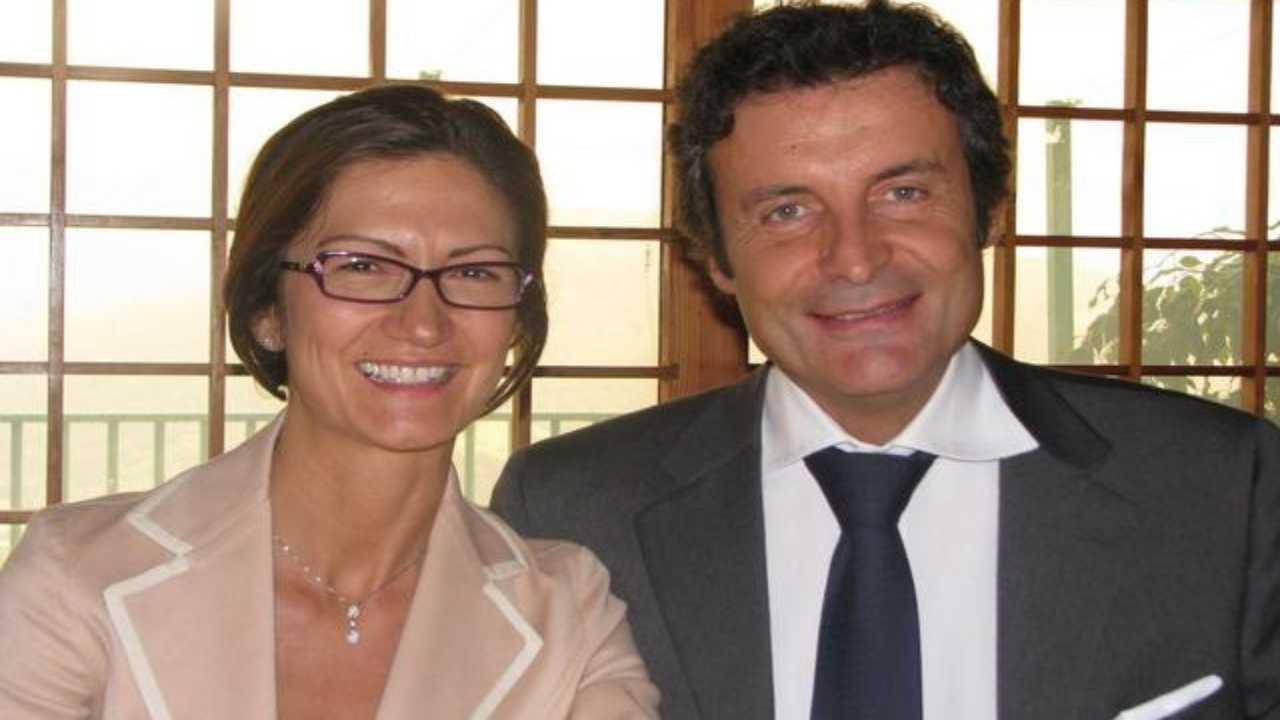 Mariastella Gelmini marito Giorgio Patelli