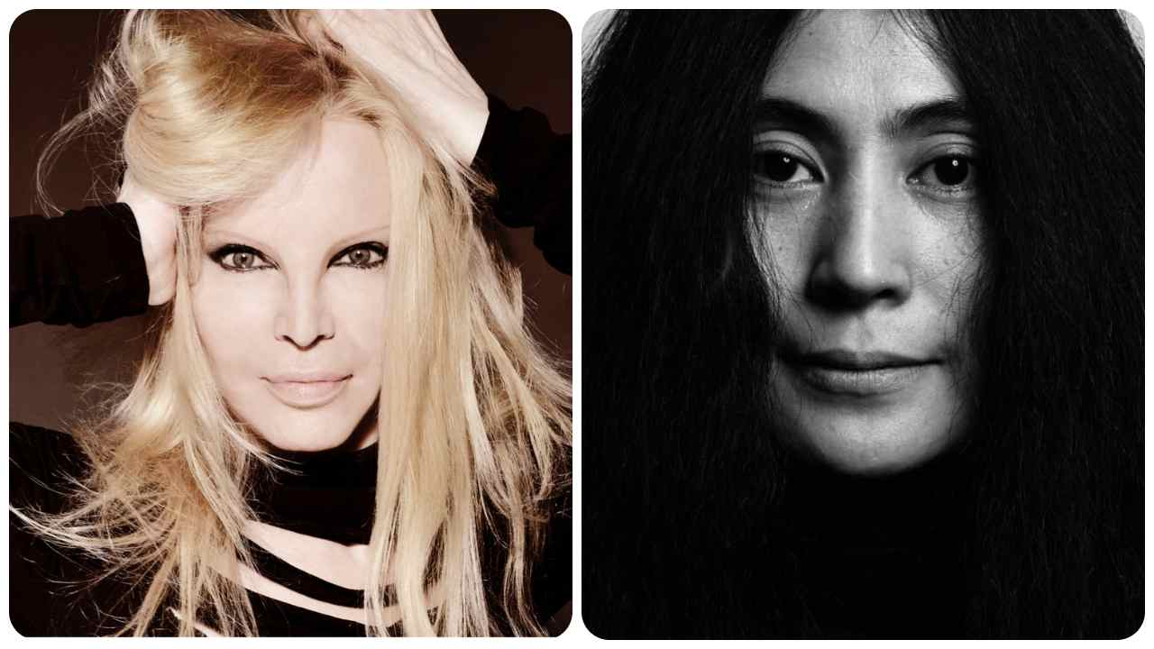 Patty Pravo come Yoko ONo