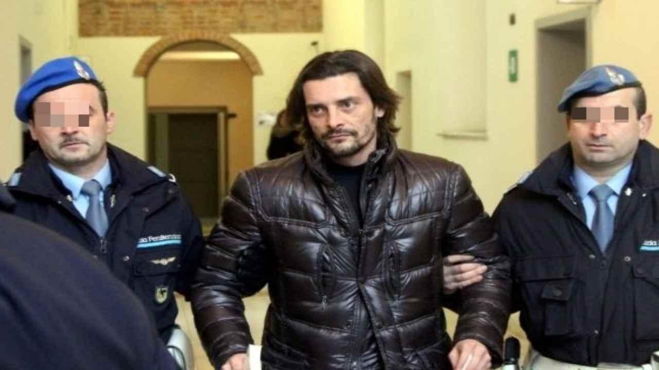 Sartor arrestato marijuana