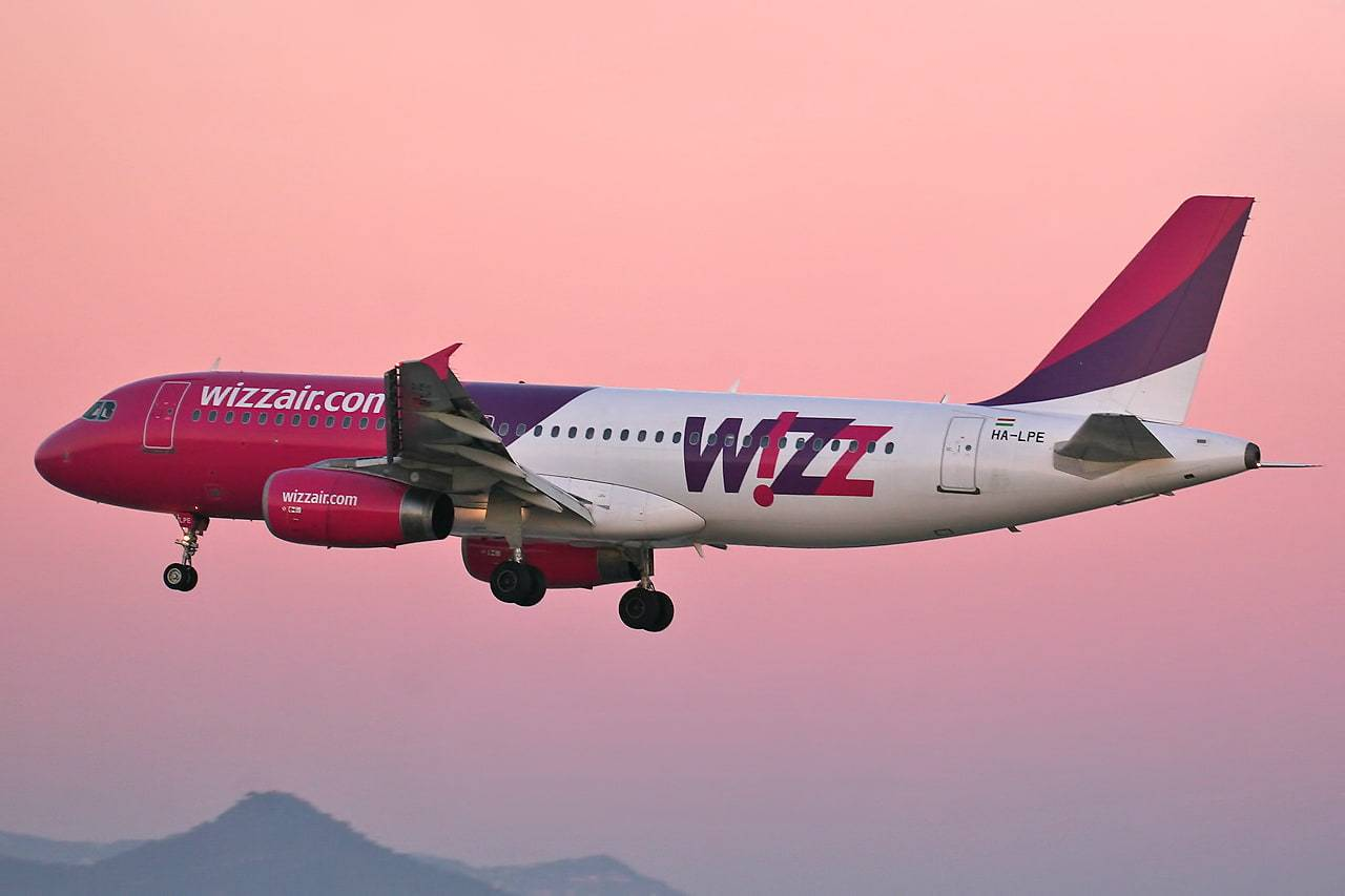 low cost wizz air sconto compleanno