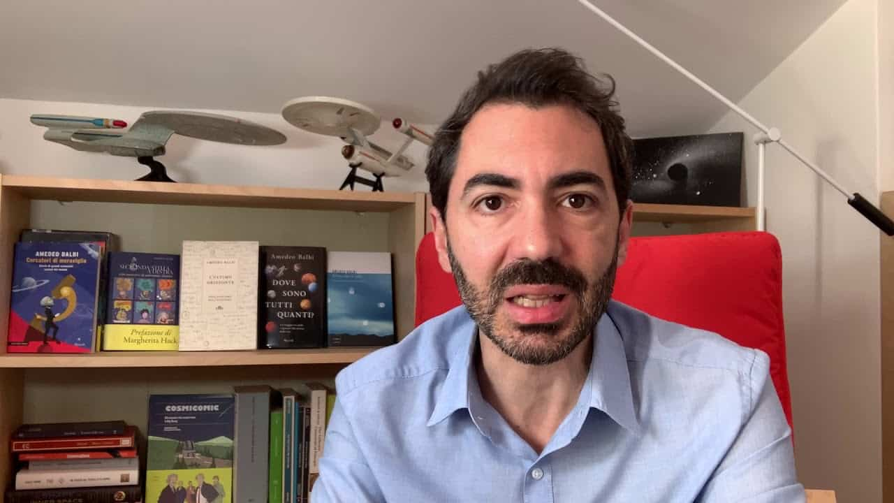 Amedeo Balbi, chi è l'astrofisico e divulgatore scientifico