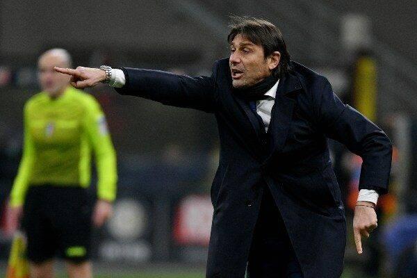 Antonio Conte truffa
