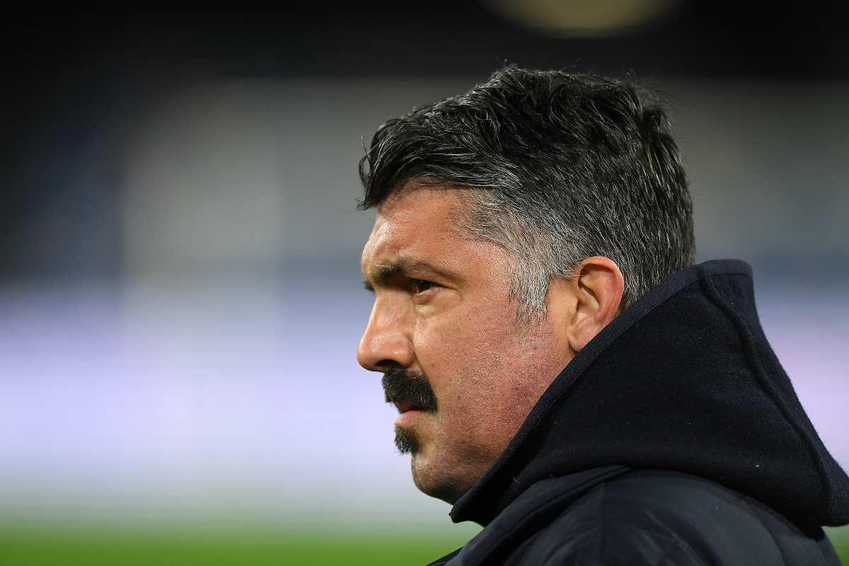 Napoli Granada, in caso di sconfitta esonero per Gattuso: c'è Benitez