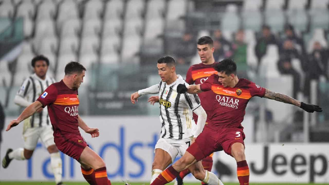 Juventus - Roma: tabellino, pagelle e highlights - VIDEO
