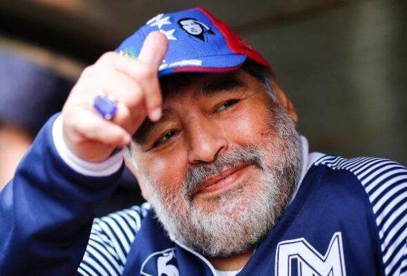 Maradona anello rubato