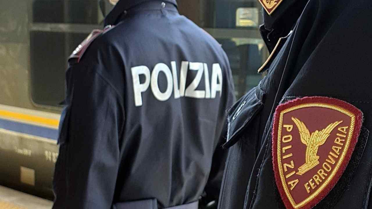 poliziotto suicida Polfer