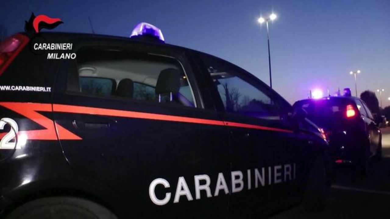 ragazzo accoltellato milano carabinieri