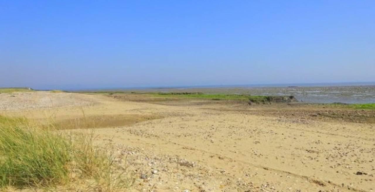 spiaggia di Irlam