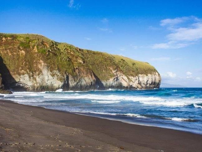 le spiagge più belle delle Azzorre: Santa Barbara