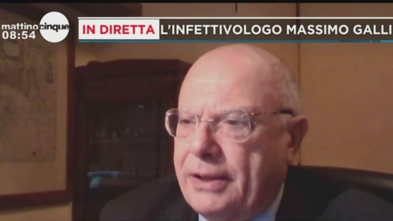 varianti Covid Massimo Galli