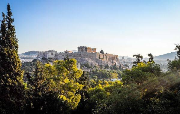 Atene destinazioni europa