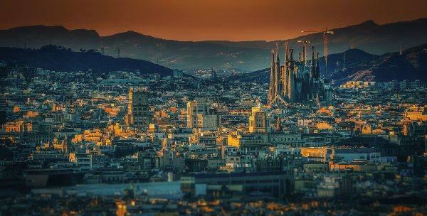 Barcellona destinazioni europa
