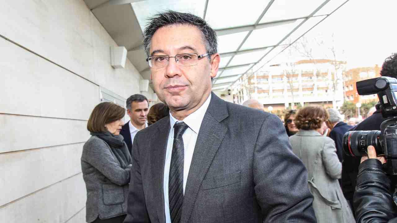 Bartomeu arresto Barçagate