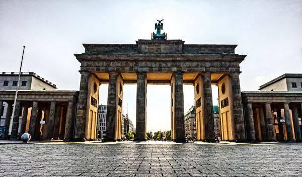 Berlino, Arco di Brandeburgo destinazioni europa