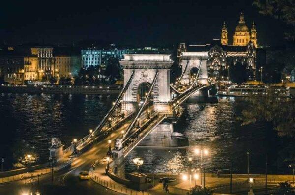 Budapest destinazioni europa