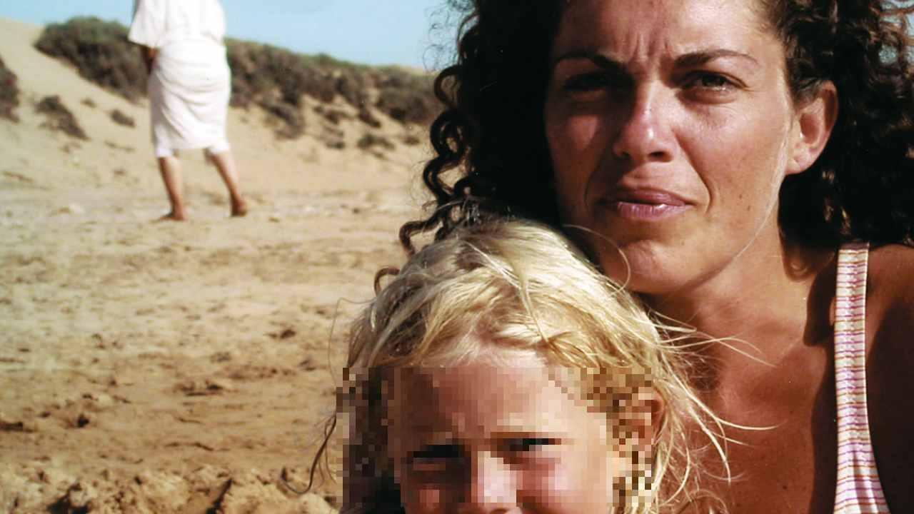 Sofie Viscardi mamma