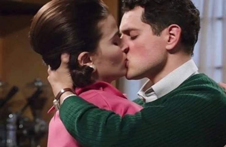 Emanuel Caserio ed Ilaria Rossi
