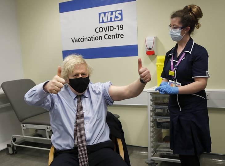 Johnson vaccino