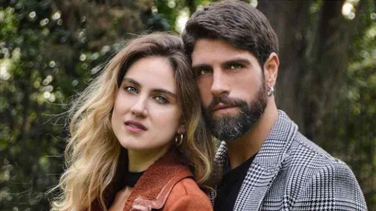 Gilles Rocca e Miriam Galanti