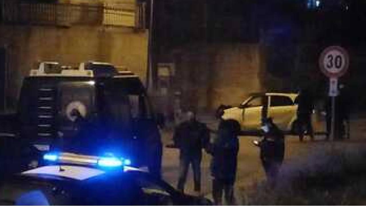 Incidente rapina Napoli
