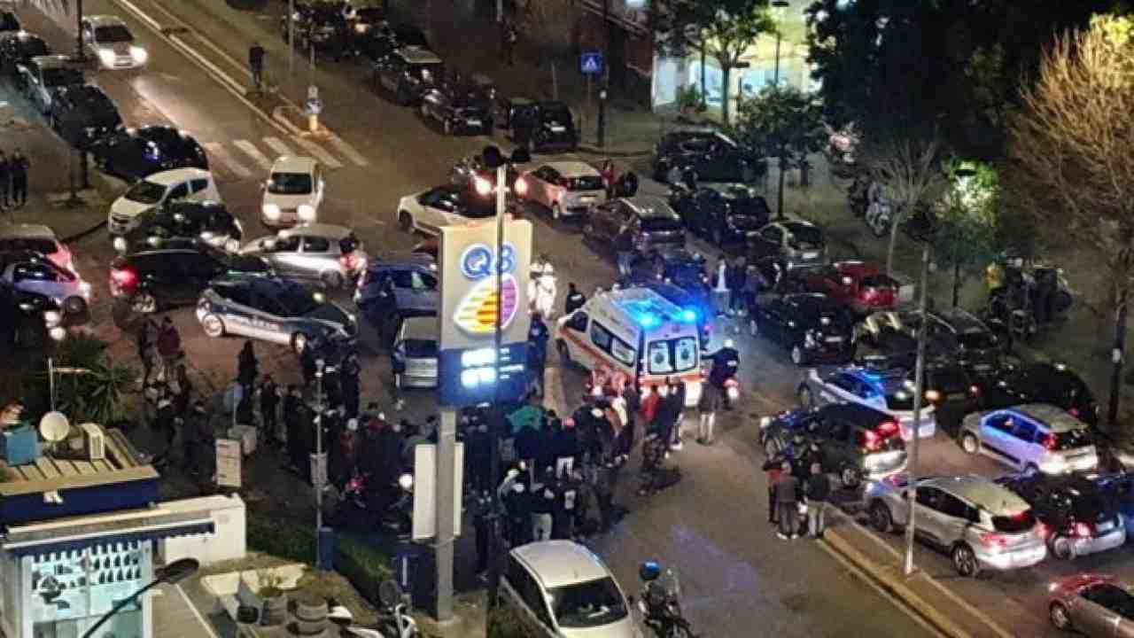 Incidente Napoli