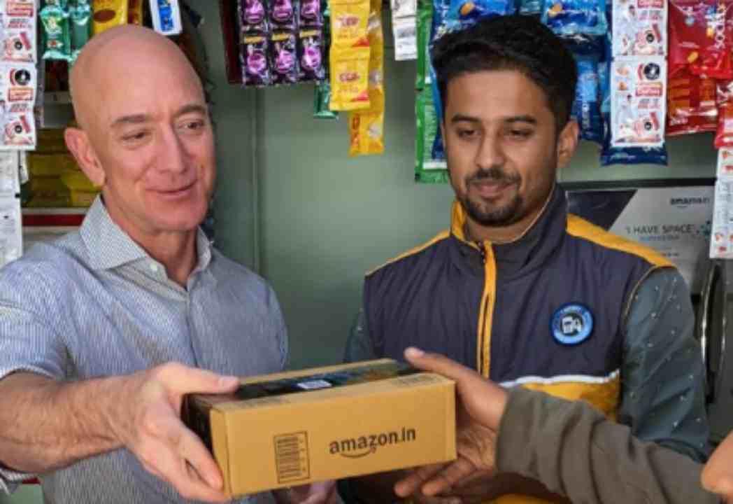 Jeff Bezos super tassa