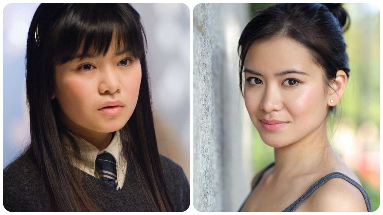Katie Leung Cho Chang Harry Potter