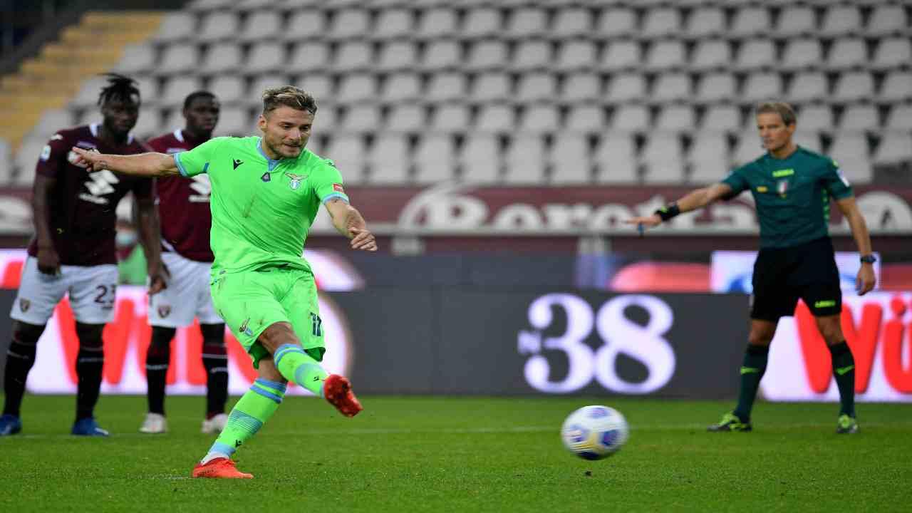 Lazio Torino si gioca