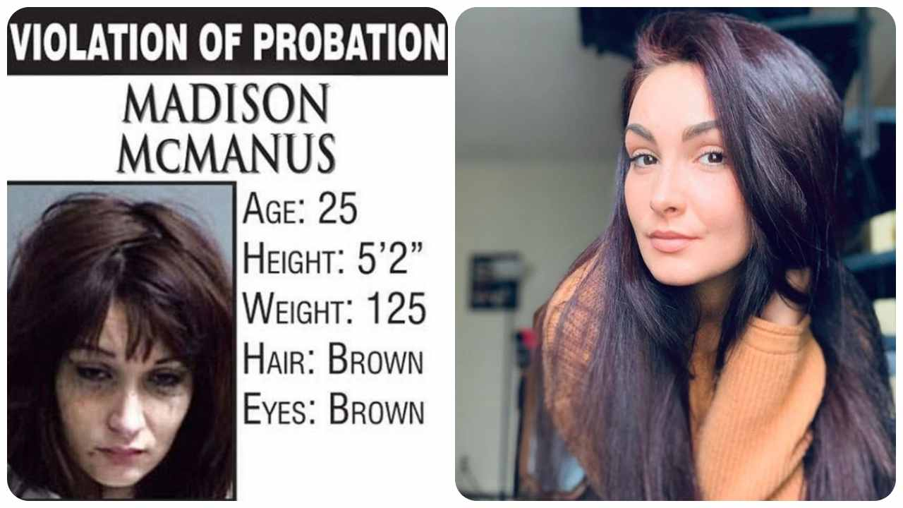 Madison trasformazione da tossicodipendente