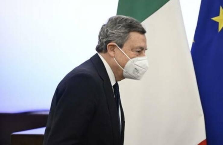 Mario Draghi riaperture