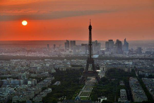 Parigi europa destinazioni